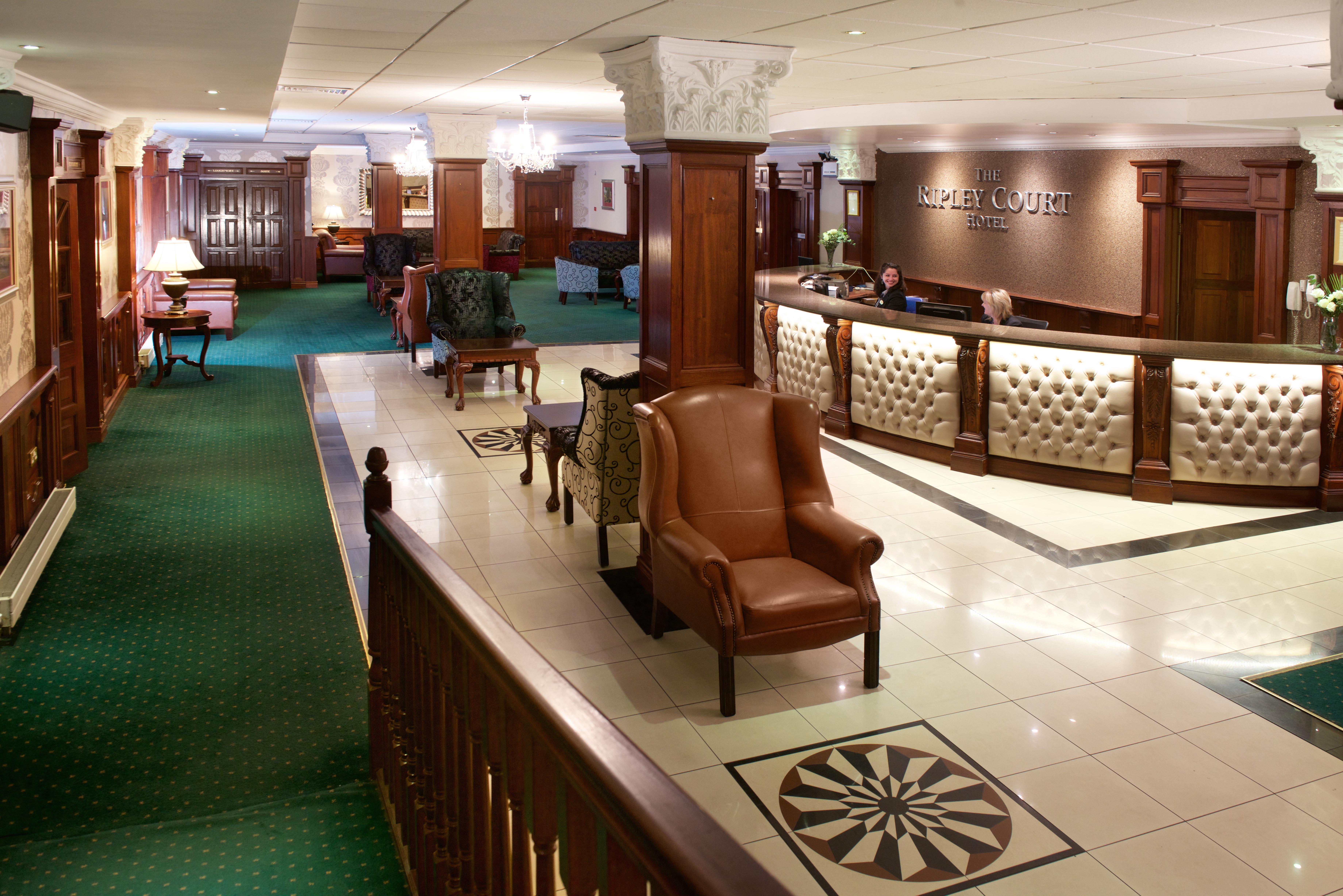 The Ripley Court Hotel In Dublin City Centre Ireland